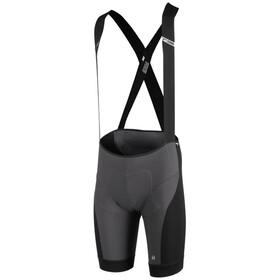 assos XC Bib Shorts Herren torpedo grey